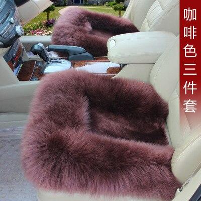 car seat covers wool mat for Hyundai ix30 35 Sonata ELANTRA Terracan Tucson Accent SantaFe coupe XG Trajet Matrix EQUUS Veracruz in Automobiles Seat Covers from Automobiles Motorcycles