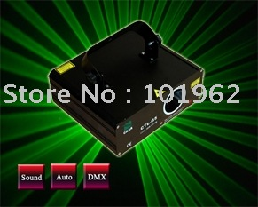 Good Quality 50mW Green Beam Stage Laser Projector Lights For Club Lighting Equipment