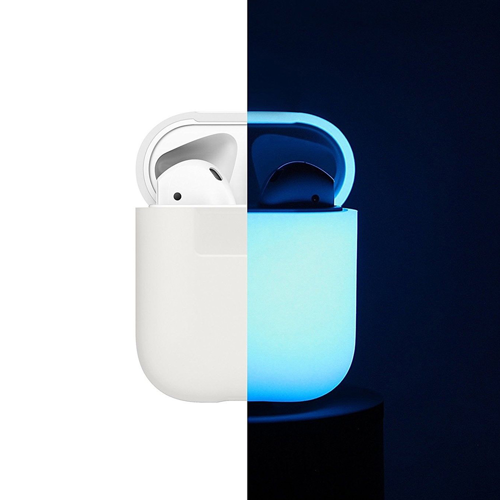 Silicone Case Protective Cover Skin Drop-proof For I9s AirPod Headphones Case