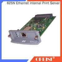 95% Original nuevo JetDirect 625N J7960A J7960G Ethernet interior servidor de impresión tarjeta de red y impresora Plotter DesignJet