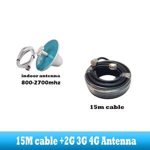 Image 4 - Lintratek 2G GSM 900 3G 2100 handy dual band Signal booster Cellular repeater WCDMA UMTS internet kommunikation verstärker