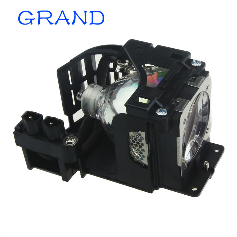 High quality Projector Lamp POA-LMP126 for SANYO PRM10 / PRM20 / PRM20A Replacement projector lamp with Housing HAPPY BATE original projector lamp bulb poa lmp126 for sanyo prm10 prm20 prm20a projectors