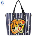Gamystye 2017 new Cool HUGE Luxury Tiger Head Women bags fashion luxury style Bag women handbags Designer totes High capacity