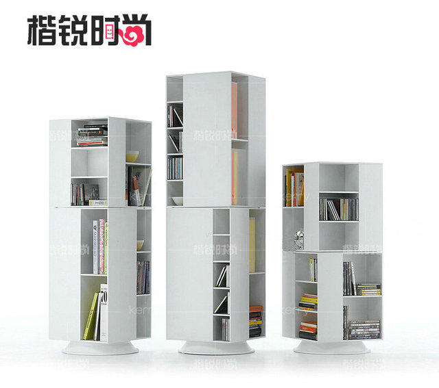kai rui roterende boekenkast boekenkast combinatie van stijlvolle meubels ikea rekken minimalistische moderne speciaal op maat