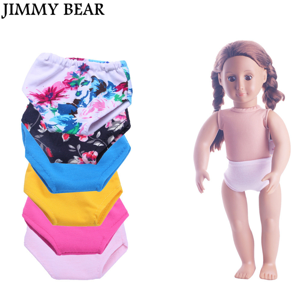 ₩Jimmy Bear 6 unids/set muñeca Linda Accesorios 18 pulgadas American ...