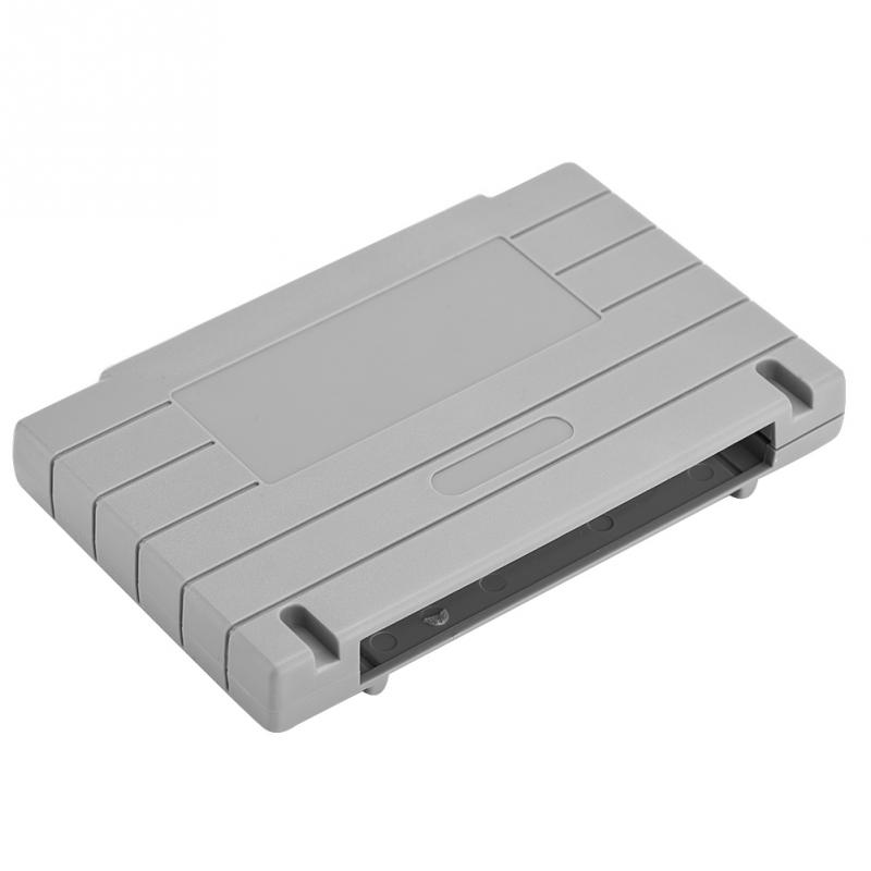 5pcs Game Cartridge Replacement Plastic Card Shell For SFC For SNES Game Console US Version