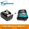 Alta Qualidade Marca NEW 3000 mAh 18 VOLT Li-Ion Bateria Ferramenta de Poder para Makita BL1830 Bl1815 194230-4 LXT400 + carregador