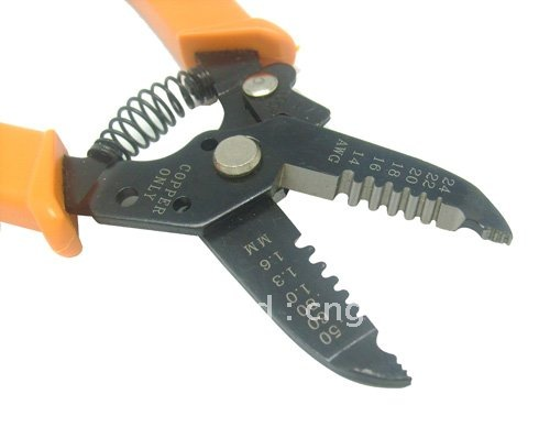 Types Of Pliers And Cutters