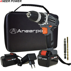 25V Rechargeable Electric Scre