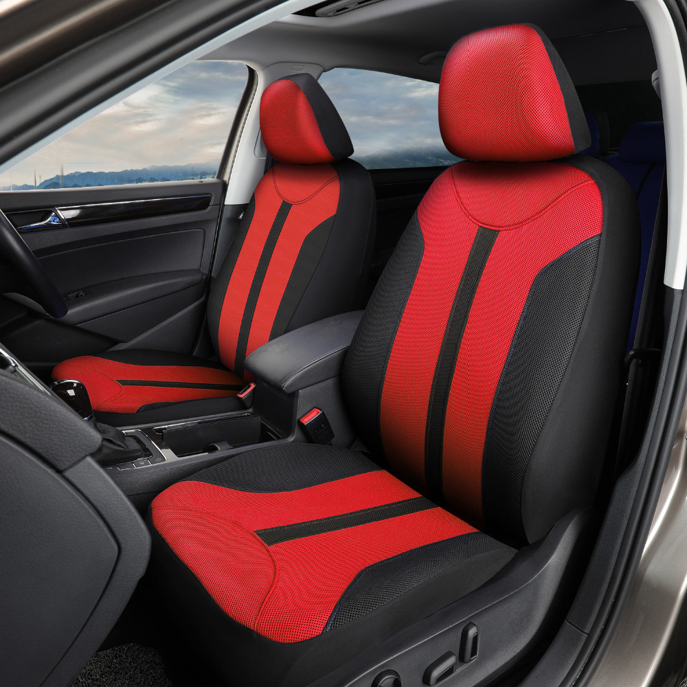Fantastic Pic Auto Universal Seat Covers Full Set For Most Cars Mesh Unemploymentrelief Wooden Chair Designs For Living Room Unemploymentrelieforg