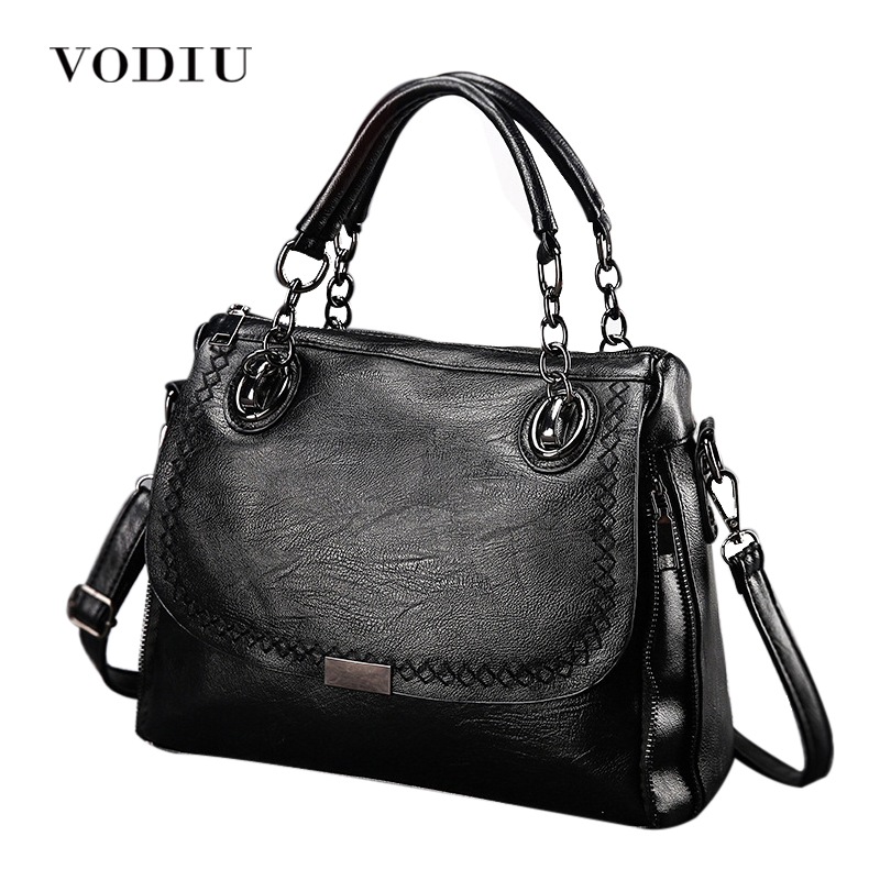 Women Bags Leather Tote Over Shoulder Sling Messenger Crossbody 2017 Hot Sale Chain Fashion Bag Luxury Designer Fenale Handbag hot sale evening bag peach heart bag women pu leather handbag chain shoulder bag messenger bag fashion women s clutches xa1317b