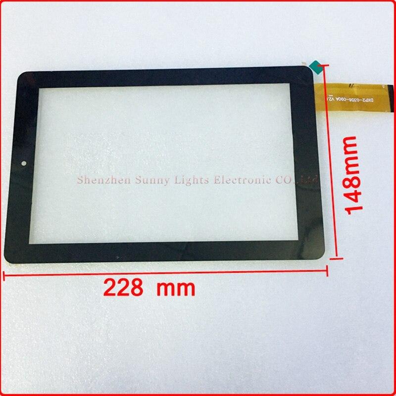 Nouveau remplacement Capacitif écran tactile numériseur capteur Pour 8.9 ''pouces Tablet irbis TW38 Livraison Gratuite