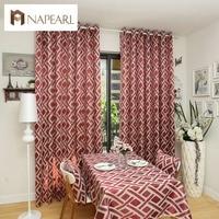 European Style Design Window Treatments Living Room Curtains Kitchen Door Curtain Home Textile Cotton Fabrics