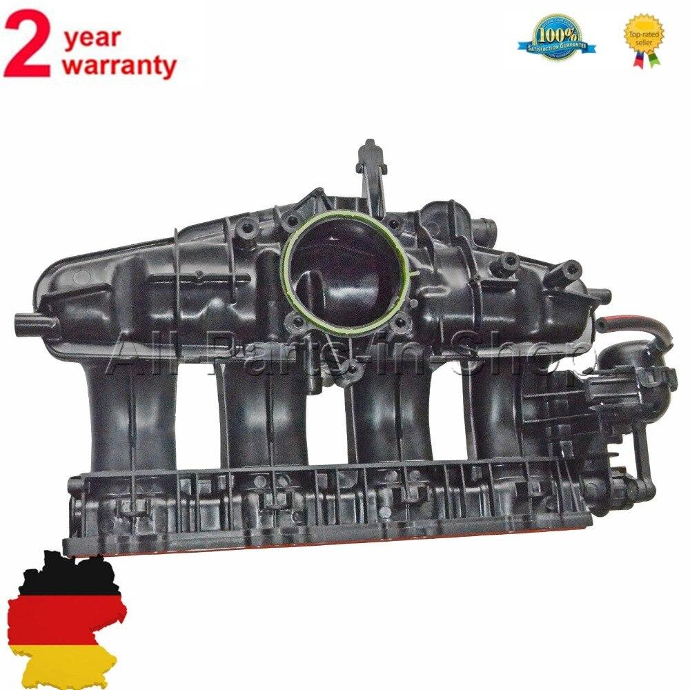 AP01 Engine Intake Manifold Genuine For Audi A3 TT Quattro For VW Beetle CC Jetta Passat Tiguan 2.0L 06J133201BD