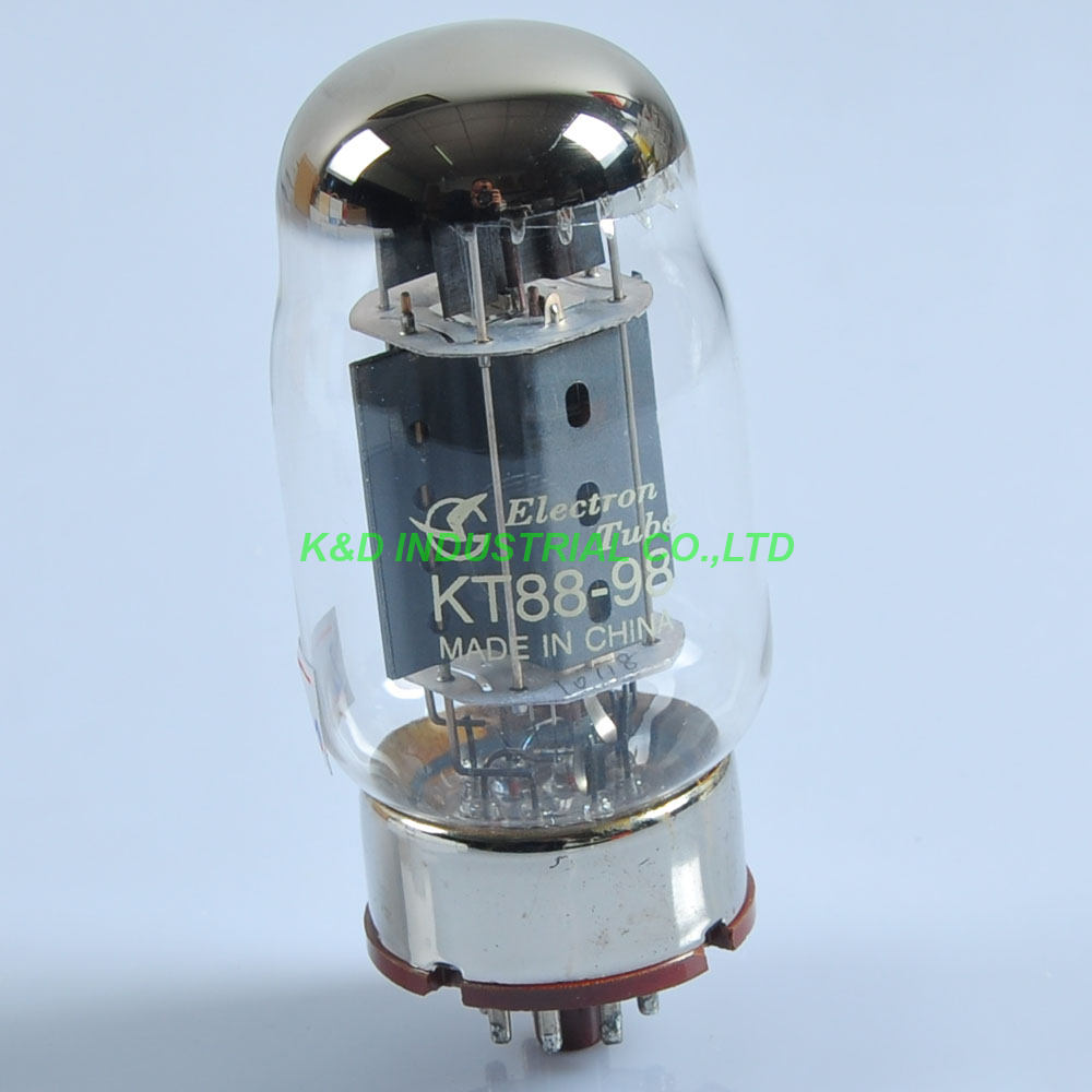 One Pair Matched Shuguang Audio Vacuum Tube KT88-98 Valve New for Tube Amplifier telescope 98 100mm cnc tube rings pair