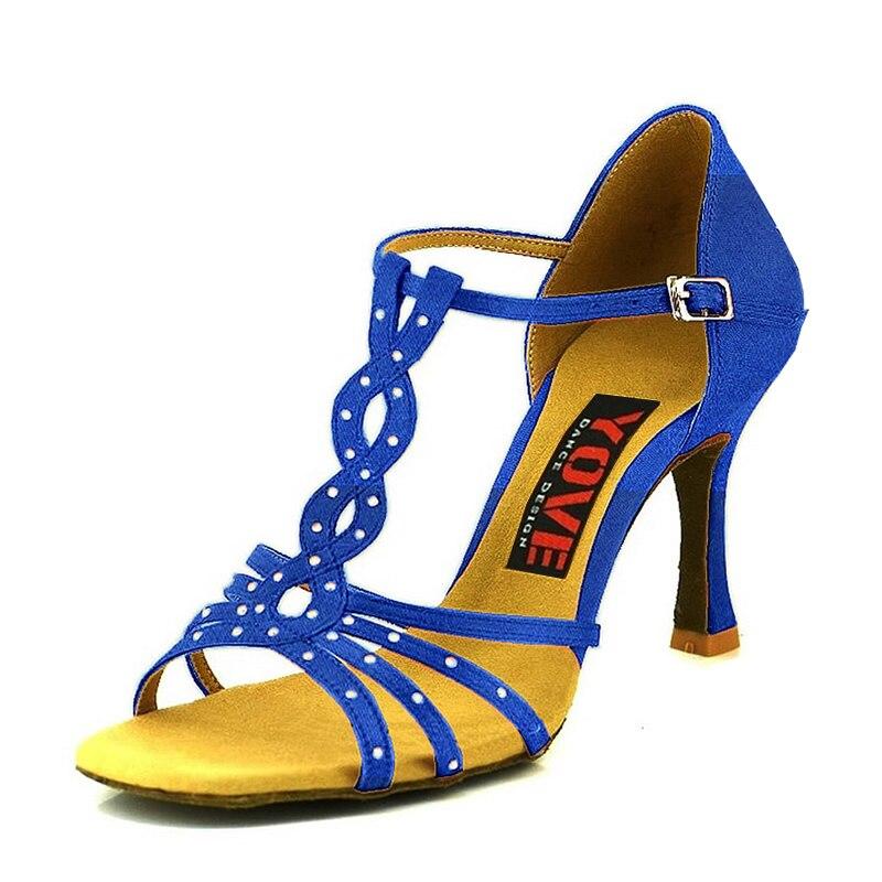 Zapatos de baile YOVE Style LD-3021-1 Zapatos de baile para mujer - Zapatillas - foto 3