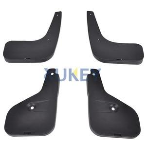 Image 3 - Mud Flaps For Nissan Almera G15 G11 RU Version 2012   2018 Bluebird Sylphy 06 14 Splash Guards Mudguards Fender 2013 2014 2015