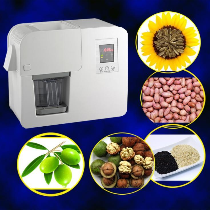 Free shipping home use cold Olive Oil Press Machine Nuts Seeds Oil Presser Pressing Machine All Stainless Steel peanuts oil gear dc motor planetary reduction gearbox ratio 20 1 nema 23 60w gear brushless dc motor 24v bldc motor