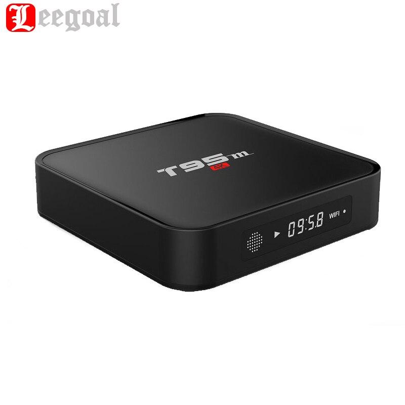 T95M Smart TV Box Amlogic S905X Quad Core Android 6 0 1GB 8GB 64Bit Private model