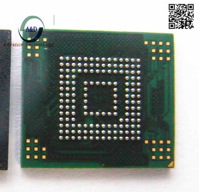(With  firmware/Programmed)Free shipping best price for s3 I9300 KMVTU000LM-B503 KMV3W000LM-B310 eMMC flash memory IC KMVTU000LM