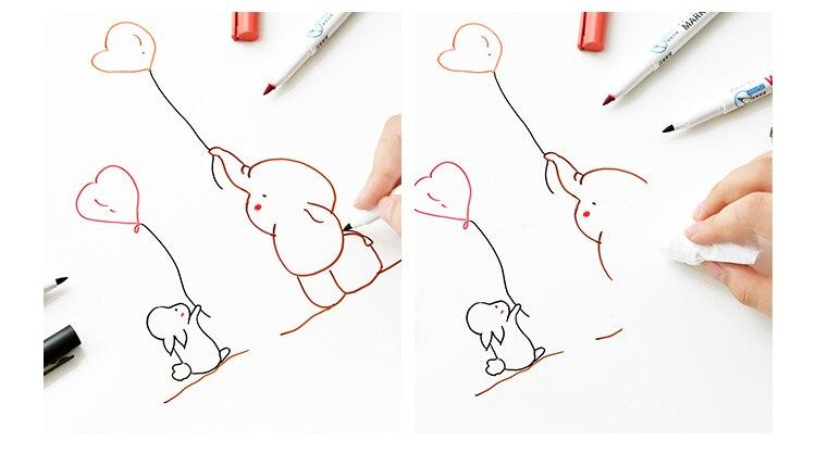 canetas De Vidro Desenho de metal scrapbooking