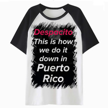 best service 68170 0e170 Luis-Fonsi-Despacito-t-shirt-kawaii-t-shirt-cartoon-tshirt-femme -clothing-female-tops-harajuku-tee.jpg 220x220.jpg