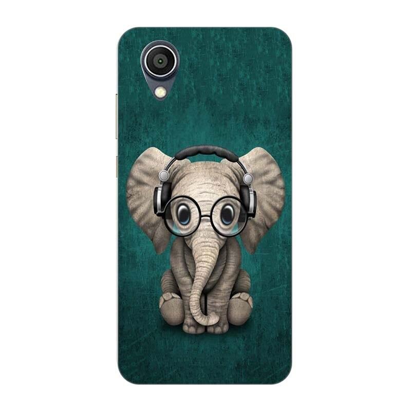 Colorful Phone Cases Cover For Vodafone Smart E9 E 9 VFD527 VFD528 VFD529 5.0