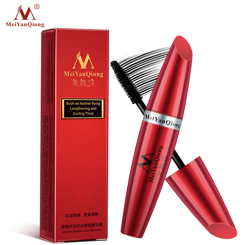 Moderne Mode Lash Mascara Maquillage Naturel Curling Épais Faux Cils Soins Make up Cosmétiques Étanches Allongement Yeux