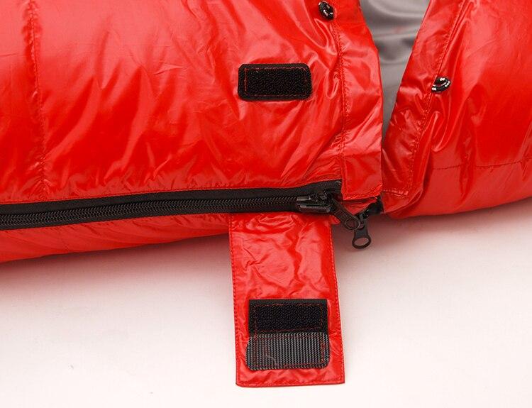 enchimento adulto solto uso para baixo saco de dormir