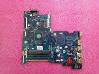 816433 501 para HP 15 AC Series portátil placa base ABQ52 LA C811P con N3050 CPU placa principal 100% probado|Placa base de portátil|Ordenadores y oficina -
