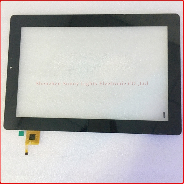 """Black Color New Touch Screen For 10.1""""  FPC-CTP-1010-080-3(A1)  Tablet Touch Panel Digitizer Glass Sensor replacement"""