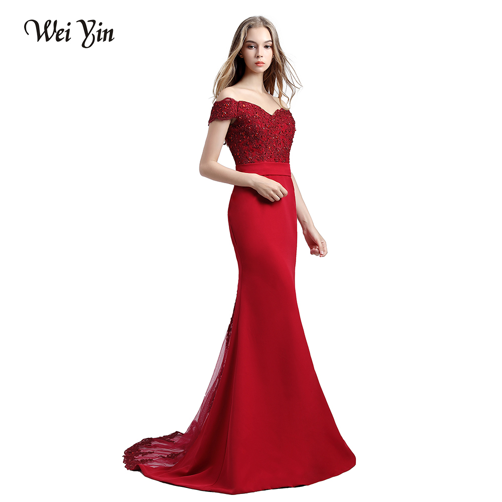 Aliexpress buy weiyin vestido de festa pink mermaid lace top aliexpress buy weiyin vestido de festa pink mermaid lace top bodice slim line long bridesmaid dresses fast shipping charming wedding party gown from ombrellifo Images