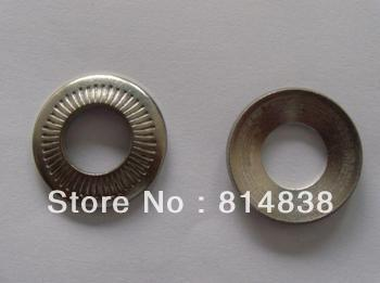 Wkooa M12  Knurling disc washer gasket  200 pieces