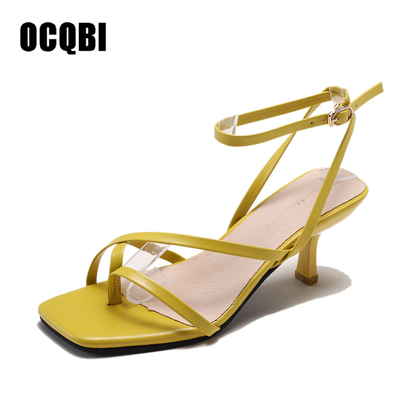 2019 New Hot Sale Fashion Buckle Strap Peep toe For Party Shoes thin high heels sandals Women Pumps Ladies Comfort Shoes Sandals2019 New Hot Sale Fashion Buckle Strap Peep toe For Party Shoes thin high heels sandals Women Pumps Ladies Comfort Shoes Sandals
