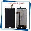 100% Original Para Ulefone ser touch 3 Display LCD + Touch Screen Digitador Assembléia Substituição Acessórios Frete grátis