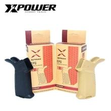 XPOWER 556 Mag AEG Airsoft Grip Nylon For  Gel Ball Gearbox Paintball Accessories Air Guns Hunting