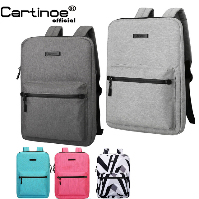 Cartinoe Slim Case 14 15 15.6 inch Laptop Backpack Computer Business Travel Backpack Casual Daypack School Book Bag Boys Girls