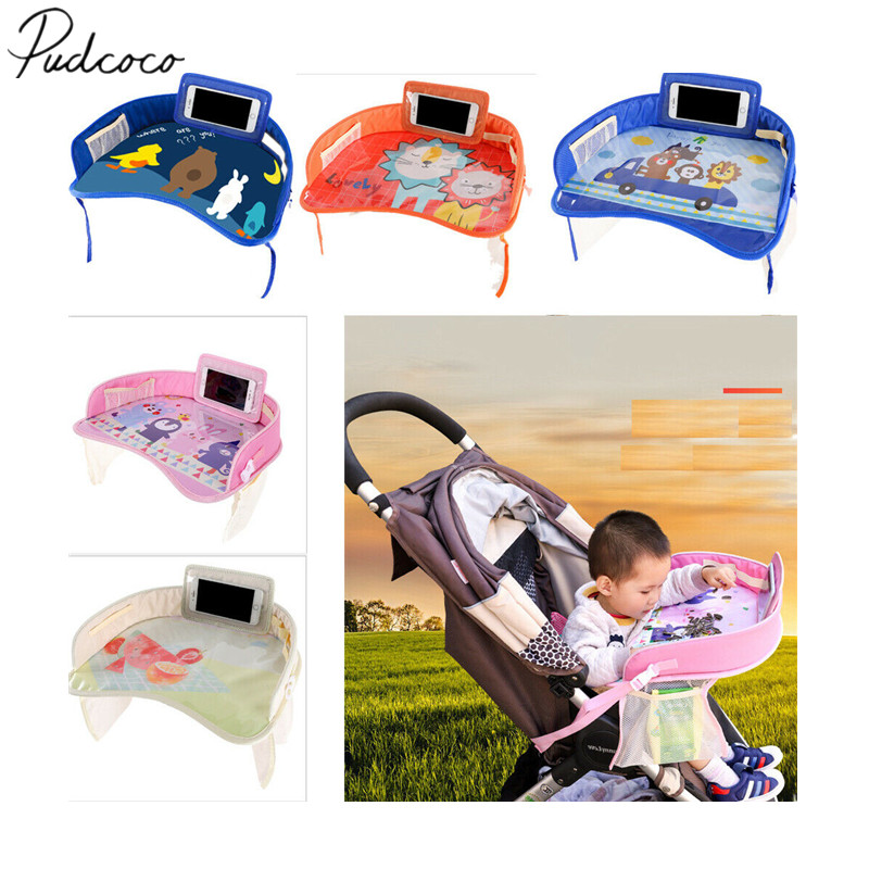 2019 Baby Stroller Parts Accessories Waterproof Car Safety Seat Plate Car Painting Table Baby