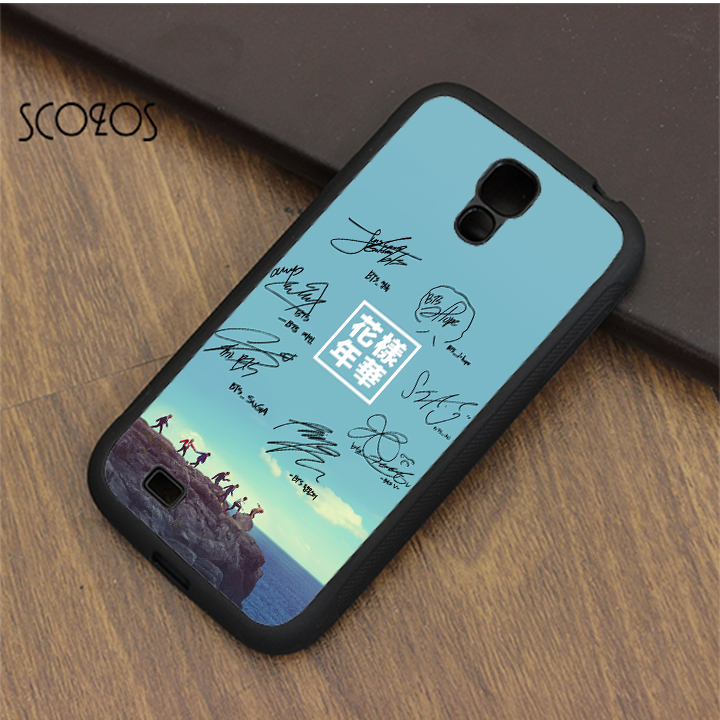 SCOZOS Bangtan Boys BTS KPOP (2) cell phone case cover for