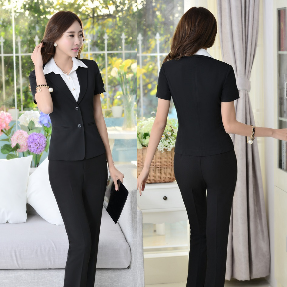 Compare Prices on Summer Business Suits for Women- Online Shopping ...