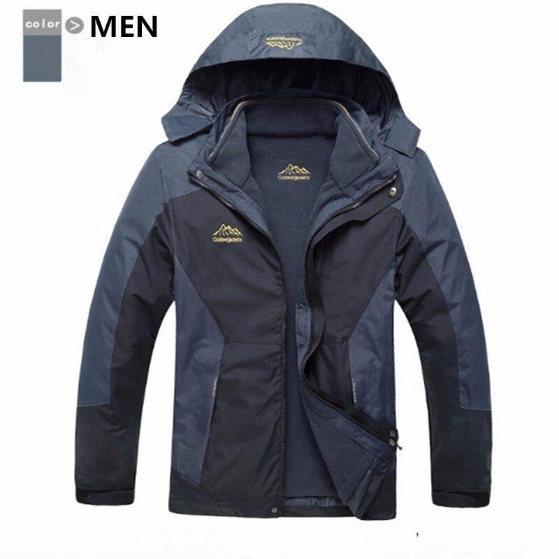 Sécurité hommes femmes hiver chaud imperméable coupe-vent veste extérieure, Camping Softshell veste nouvelle randonnée recherche acétylène vestes