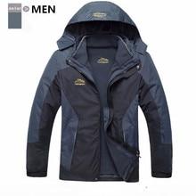 Safety Men Women Winter Warm Waterproof Windproof Outdoor Jacket Camping Softshell Jacket New Hiking Research Acetylene