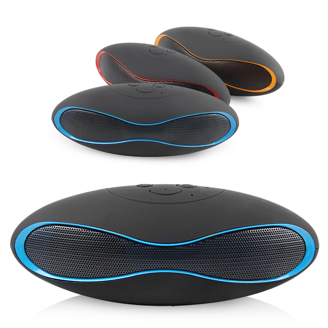 Portable Speakers Mini Bluetooth Speaker For Phone Subwoofer Loudspeaker Computer Wireless Speakers Laptop With Mic