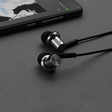 Original Xiaomi Mi IV Hybrid Earphones Wired Control with MIC for Android iOS MI3 MI5 Redmi 3 cell phone