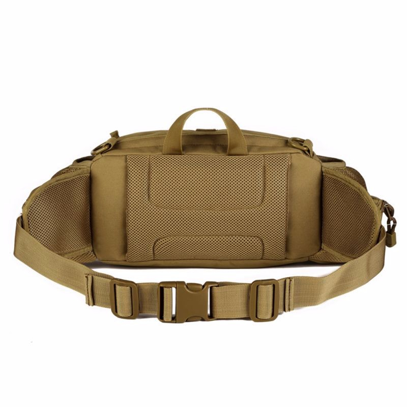back view with strap of pack