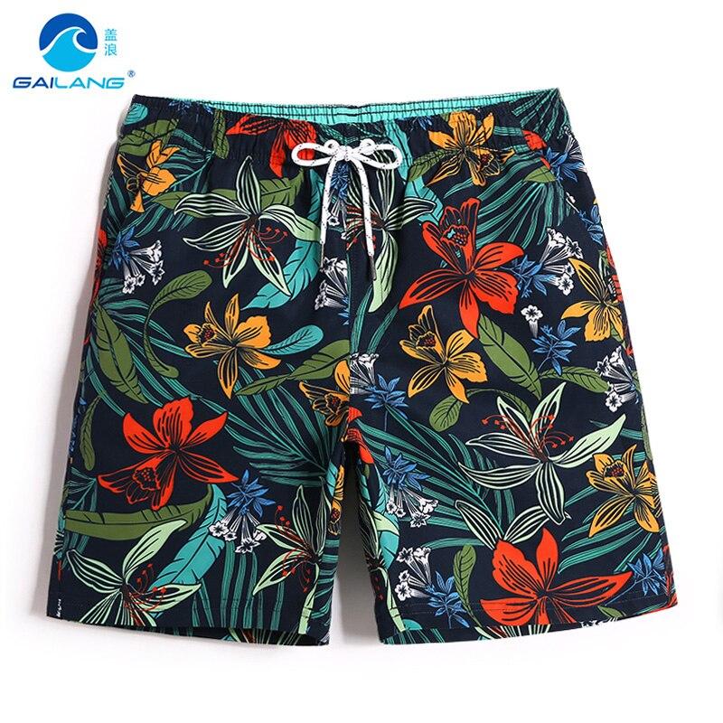 boy Mens 3D Printed Funny Swim Trunks Quick Dry Beachwear Sports Running Swim Board Shorts Mesh Lining 2019 new fashion