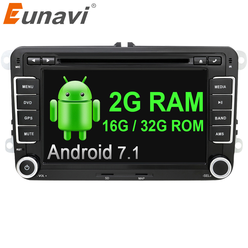2G RAM 7 Inch 2 Din Android 6 0 Car Gps Radio Stereo Car Dvd Player