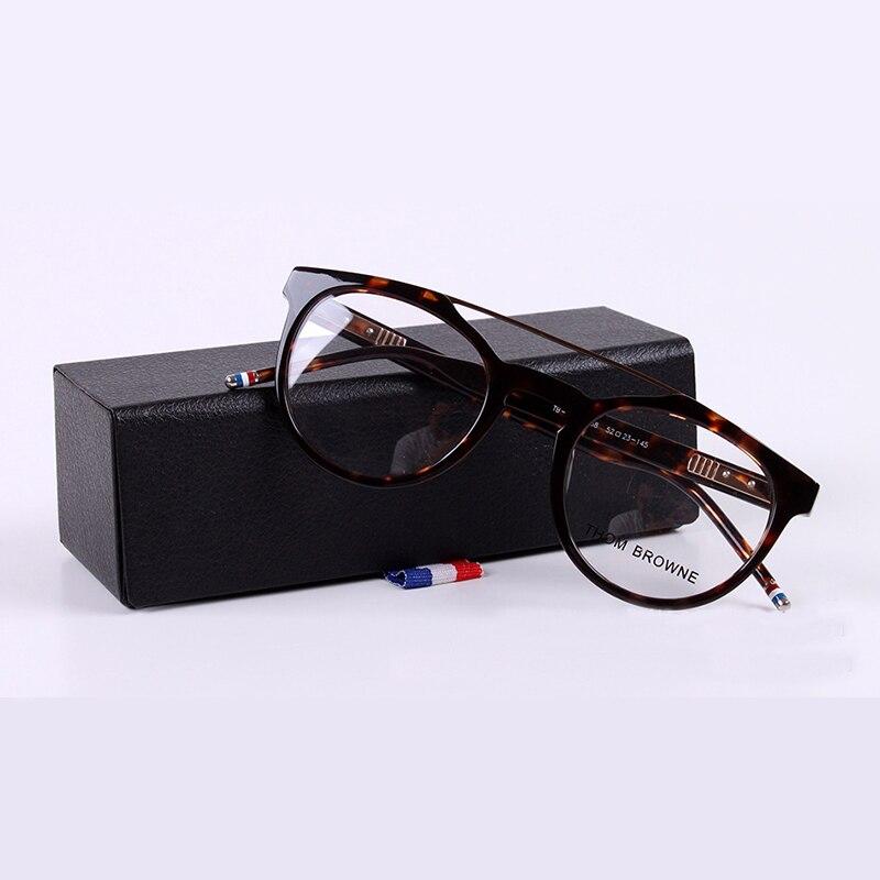 2018 di Alta Qualità Del Computer Occhiali Da Vista Uomo Donna Rotonda Vintage Occhiali Telaio Del Computer Occhiali Miopia Oculos Con Il Caso Originale
