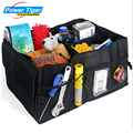 Folding trunk bags storage box tool box grocery bags storage bag car accessories/ car nets/car storage Multi-use Tool Organizer
