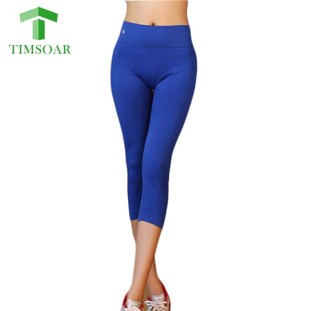efb4e1e3f Mulheres esportes yoga calças elásticas calças justas feminino esporte  pantalones mujer deportivas calzas aptidão execução calças slim leggings 7